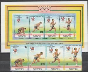 Nevis #569, 569e MNH CV V$7.50 (S2804L)