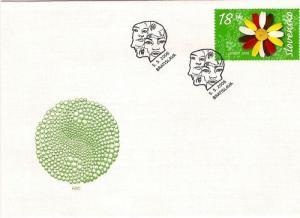 2006 - SLOVAKIA  - FDC
