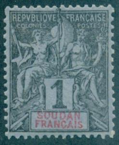 French Sudan #3  MNH  Scott $3.00