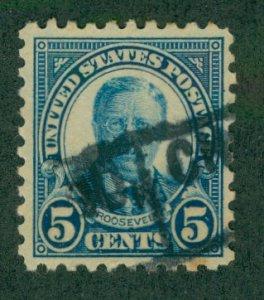 US 586 USED VF BIN$ 1.00