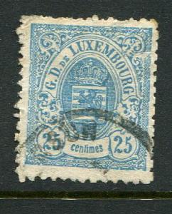 Luxembourg  #46 Used Accepting Best Offer