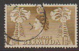 Bermuda SG 135a   fine used  - darker shade
