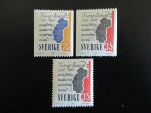 Sweden #773-75 Mint Never Hinged (G7E1) I Combine Shipping!