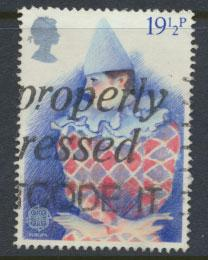 Great Britain SG 1184 - Used - Theatre
