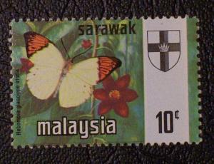 Sarawak Scott #239 unused