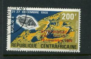 Central African Republic #C81 Used