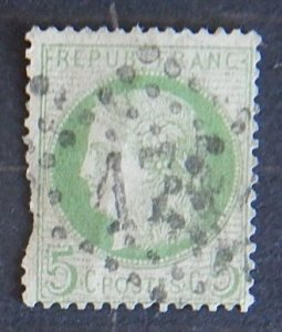 France, 1871-1873, Ceres (1945-Т)