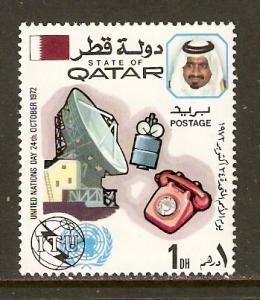 Qatar  #323  MNH  (1972)  c.v. $0.60