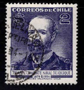 Chile Scott 284 Used stamp