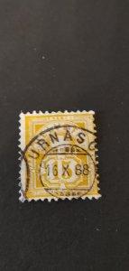 Switzerland #81 Used