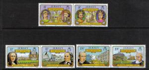 Jersey  1982  MNH  Links with France  complete