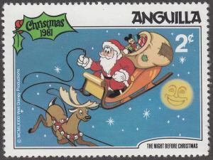 Anguilla #454 The Night Before Christmas MNH