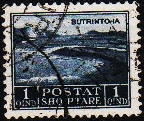 Albania. 1930 1q  S.G.277 Fine Used