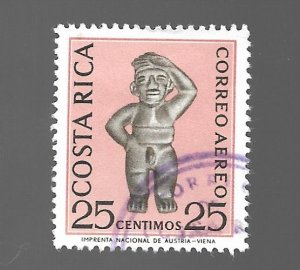 Costa Rica 1963 - U - Scott #C380
