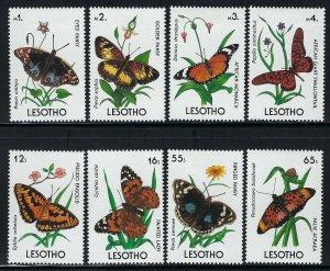 Lesotho Scott 765-772 Mint Hinged