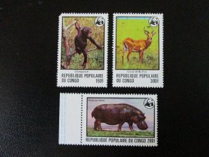 Congo # Mint Never Hinged (K7G1) WDWPhilatelic 3