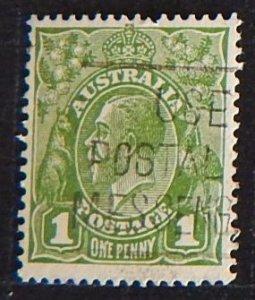 Australia, King, (№1377-T)
