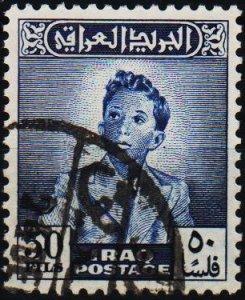 Iraq. 1948 50f S.G.290 Fine Used