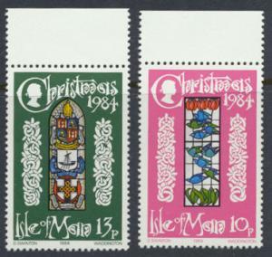 Isle of Man - SG 272-273  SC# 274-275  MUH  Christmas