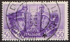 Italy # 416 Used