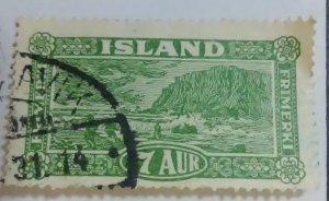 Iceland Scott #144