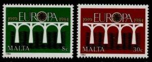 Malta 641-2 MNH EUROPA