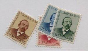 LUXEMBOURG  B47-50  MNH