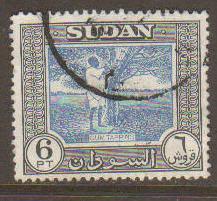 Sudan #110 Used