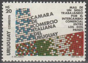 Uruguay #1212  MNH F-VF   (V4042)