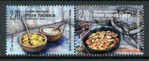 Bosnia & Herzegovina Gastronomy Stamps 2019 MNH World Food Day Cultures 2v Set