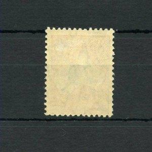 AUSTRALIA  KANGAROO  SCOTT#129, SG#138  MINT LIGHT HINGED--SCOTT VALUE $4000.00