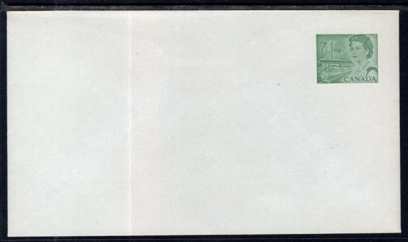Canada Unitrade U92 Postal Envelope Unused VF