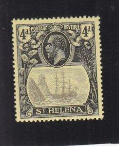 St. Helena: Sc #95, MH (35833)