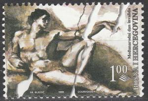 Bosnia & Herzegovina #320  MNH   (K491)
