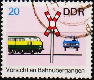 Germany(DDR). 1969 20pf S.G.E1167 Fine Used