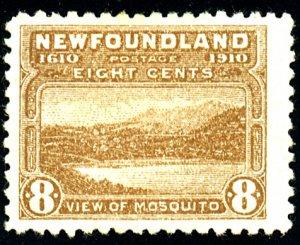 Newfoundland #93 MINT OG HR