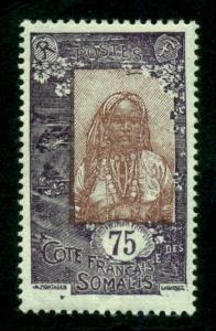 Somali Coast 1915 #106 MH SCV(2018)=$0.70