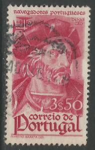 PORTUGAL 649 VFU Y822-2