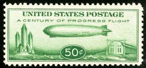 US Stamps # C18 MNH Superb Pristine