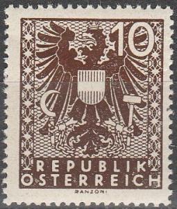 Austria #437 MNH