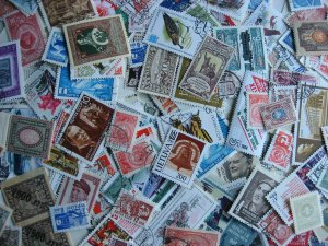 Russia about 500 interesting all ages mixture (duplicates, mixed condition)