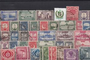 pakistan stamps ref r9437