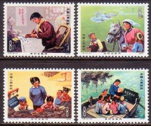 China - People's Republic  1979 - international women day - yang T9