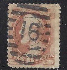 United States 186 Very nice stamp