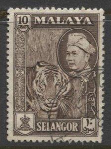 STAMP STATION PERTH Selangor #107 FU