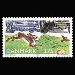 DENMARK 1992 - Scott# 961 Environment 3.75k NH