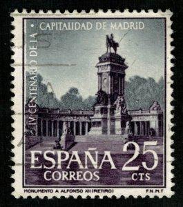 Spain, (2991-т)