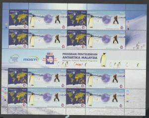 o) 2012 MALAYSIA, PINGUIN, MAP,  ANTARTIC RESEARCH, BLOCK MN
