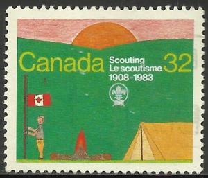 Canada 1983 Scott# 993 Used