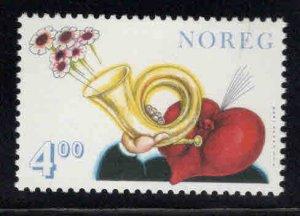 Norway Scott 1217 MNH**1999 Valentine stamp